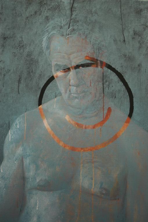 Brendon Darby Self Portrait