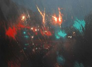 Fireworks on Barrack Street