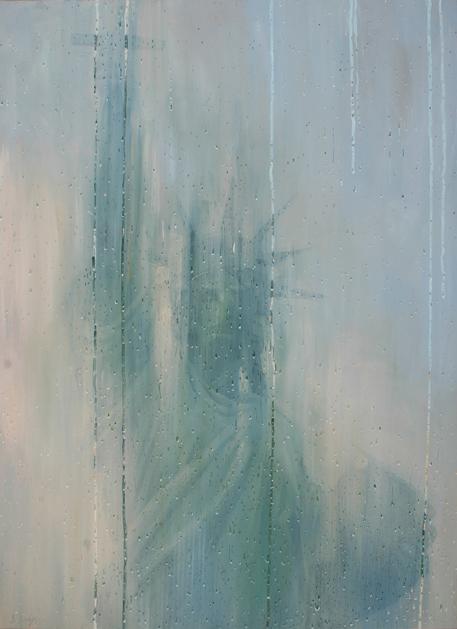 """""""Liberty"""" 152 x 112cm Oil on Acrylic on Canvas"""