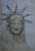 Liberty Smiling