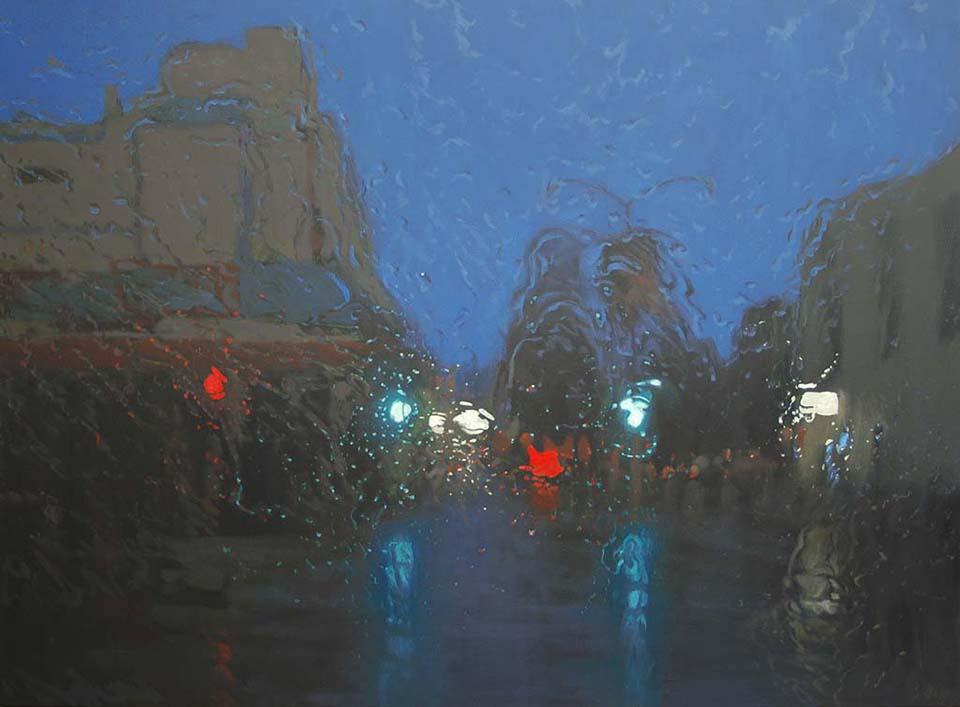 """""""The Regal Subi"""" 110 x 150cm Oil on Canvas"""