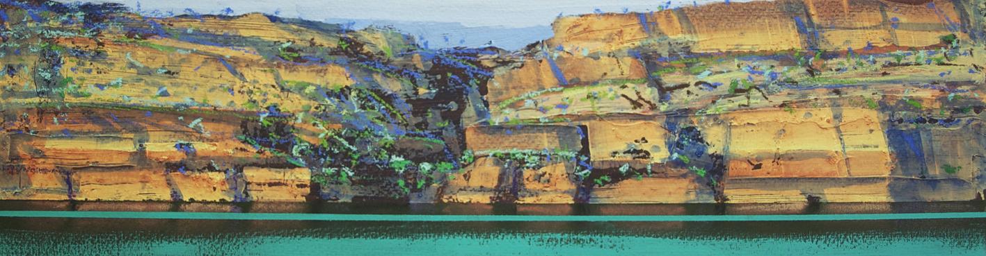 """Kimberley Coast 1"" Limited Edition Art Print"