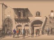 Brendon Darby – Easter Sunday, Cortona