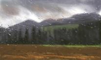 Spring Rain, Umbria