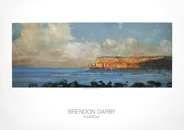 From Obiri to Arnhem Land - Listening to Paintings - Kakadu Print